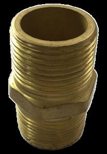 Brass-Nipple